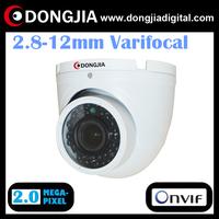 DA-IP8830TDV 2.0 megapixel SONY IMX222 2.8-12mm varifocal dome IP cctv megapixel 1080p