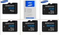 20PCS Original samsung Memory cards Micro SD card 32GB class 10 Memory cards 32GB 16GB 8GB 4GB 2GB Microsd TF card free shipping