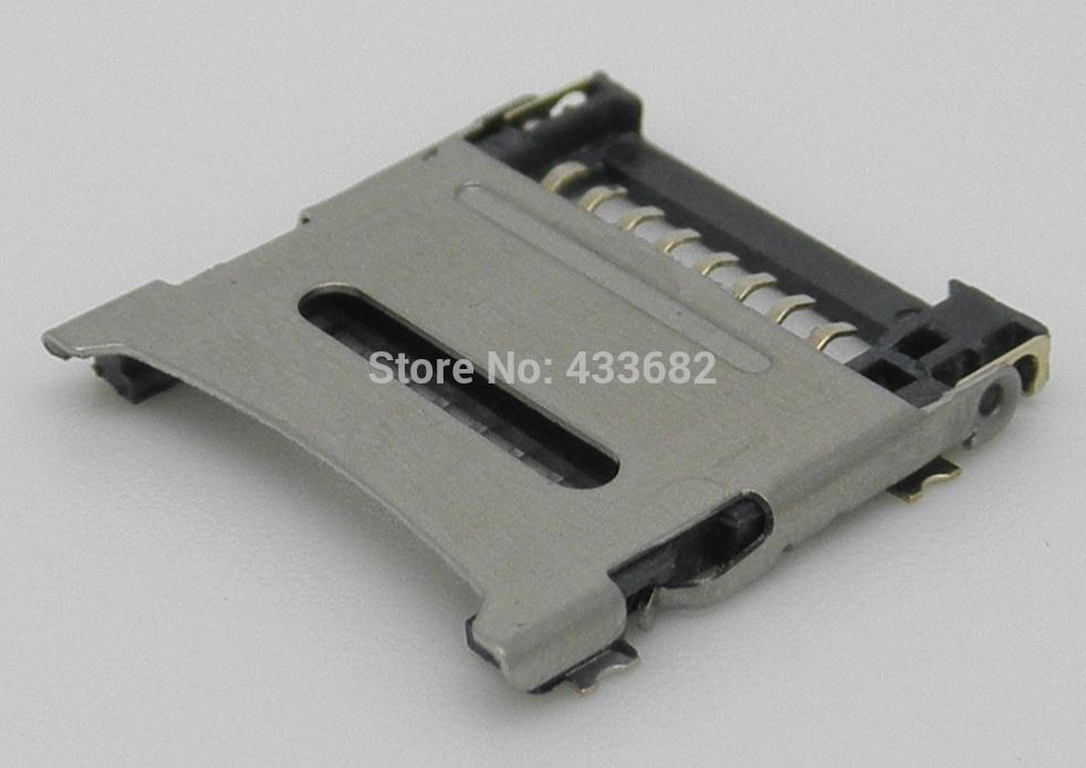 TF MICRO SD CARD SOCKET JACK CONNECTOR HOLDER SLOT 1.6H HINGE TYPE(China (Mainland))