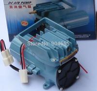 DC24V 120L/Min  Air pump, oil free aquarium accessories, air compressor