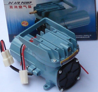 DC24V 120L/Min  oil free aquarium accessories air compressor, fish pond oxygenate