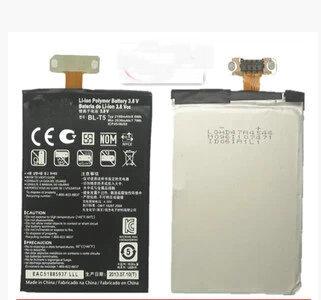 Оригинал из натуральной BL-T5 аккумулятор для LG Nexus4 E960 E975 E973 E970 F180 E960 аккумулятор
