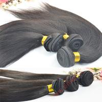 Top Quality Ms Lula Peruvian Virgin Hair 3pcs/lot Unprocessed Virgin Peruvian Hair 100% Ms Lula Peruvian Virgin Hair Straight
