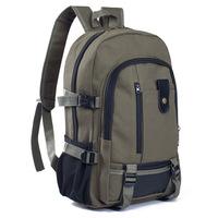 2014 fashion direct manufacturer Minimalism Canvas school bags teenager preppy laptop travel sport backpack for Boys Girl SJ0207