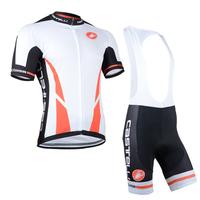 Outdoor Bike cycling jersey shirt/ cycling clothing/ cycling wear shorts(bib) suit/ bicycle cycle men sportswear