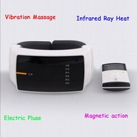 2014 new arrival neck massager/Far-Infrared health care Heating Cervical Vertebra Treatment Instrument With Wireless Remote