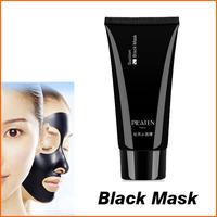 1 PCS PILATEN Suction Black Mask Blackhead Acne Contract Pores Dumb Rough Face Skin Pore Removal