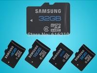30pcs Original samsung Memory cards Micro SD card 32GB class 10 Memory cards 32GB 16GB 8GB 4GB 2GB Microsd TF card free shipping