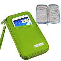 Good quality passport Wallet waterproof passport holder Travel passport and Air ticket package multifunction Travel Accessories