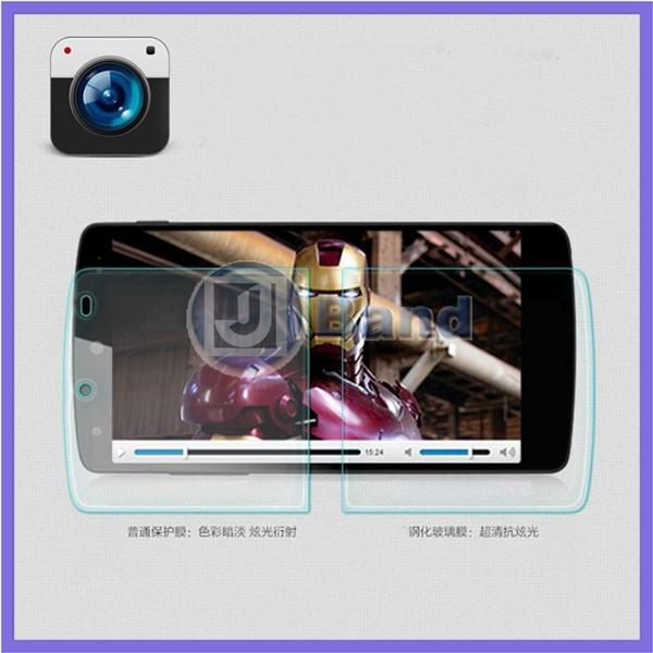 2pcs/lot 2.5d 0.3mm 9h premium vidro temperado anti- quebrar filme protetor de tela para lg nexo 5 google(China (Mainland))