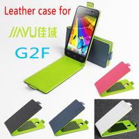 50% OFF Original 4 Colors PU Leather Case Jiayu G2F  Flip Cover for Jiayu G2F Case Cover Jiayu G2F Case Free Shipping