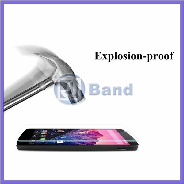 2pcs / lot 2.5D 0,3 milímetros 9H Hot real de vidro temperado Film Protetor de Tela Anti- Explosion Para LG Google Nexus 4 E960(China (Mainland))