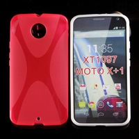 1PC Soft Case For Moto X+1 XT1097 Free Screen Film Free ship