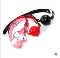 sex slave bondage sex toys mouth ball mouth gags ball gag harness tuning shipping