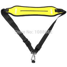 10pcs  Photo Studio Accessories  New  Camera  Quick neck Starp Rapid Camera  for DSLR Camera Yellow free shipping