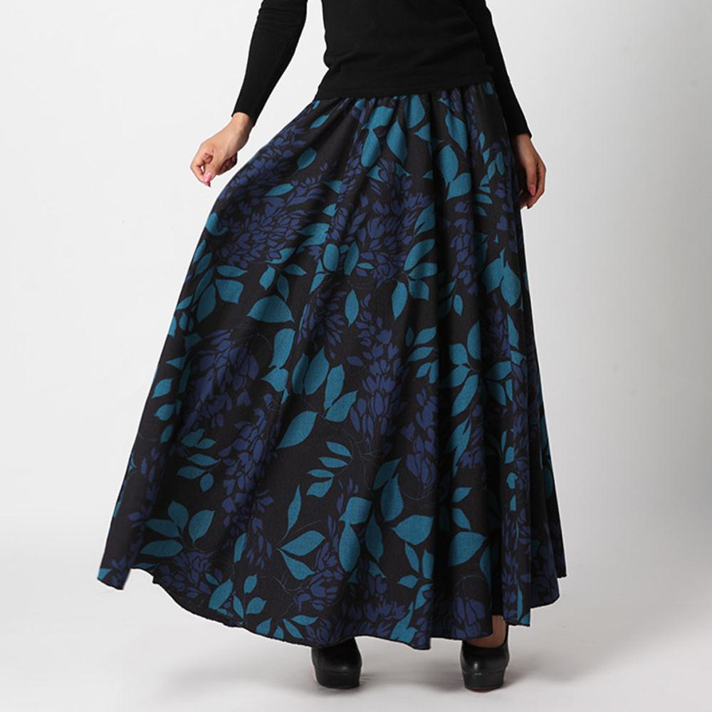 Original Bohemian Skirts Throughout Women Bollywood Look Cotton Wrap Skirts
