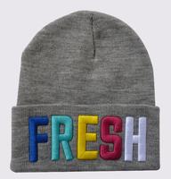 2014 New FRESH COMME DES F*CKDOWN Cheap Beanie For Men/Women Autumn Winter Wool Knitted Girl Cap Casual Skullies Hip-hop