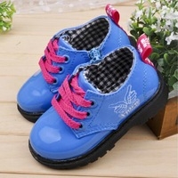 2014 Spring and Autumn boys and girls baby leather shoes  Foot length 13 ~ 15cm