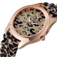 2014 Fashion Leopard Watch Analog Quartz Women Dress Watches leather strap watches women fashion luxury watch relogio feminino