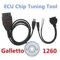 Galletto 1260 ECU Chip Tuning Tool EOBD/OBD2/OBDII Flasher Galletto 1260 ECU Flasher