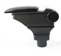 Free shipping 2010-2011SAIL High quality Fiber leather Armrest box storage box