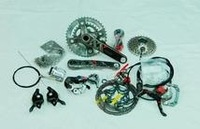 XX GXP groupset 20s mtb bicycle Hydraulic Disc brake groupsets For sram