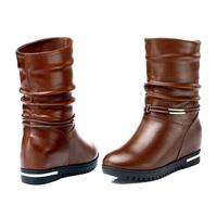 Free shipping 2014 Guciheaven 8033 women fashion boots lady boots leisure shoes high heel shoes women pumps