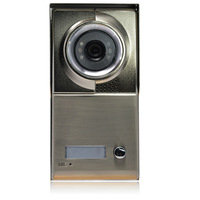 Outdoor camera with House number video door phone camera doorphone rain cover free shipping
