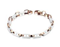 Fashion Accessory Stainless Steel Ceramic Magnetic Bracelet factory price fashion bange Free Shipping 432 white
