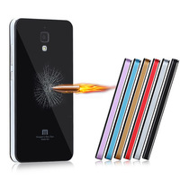 Luxurious tempered glass metal Phone Case cover  For  XiaoMi M4 Mi4