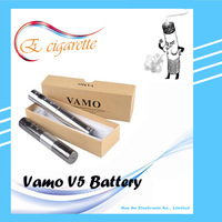 Vamo V5 Battery for Electronic Cigarette vamo v5 variable voltage Battery for E Cigarette E Cig LCD Display V5 Mechanical Mod