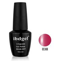 12pcs UV&LED Nail Gel Polish Ibd Gel varnish  gel polish ibd gel (10colors+1top+1base) kit uv