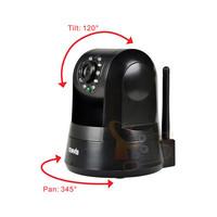 TENVIS IPROBOT3 HD 720P P2P H.264 P/T/Z Indoor Wireless IRcut IP Network Camera CCTV