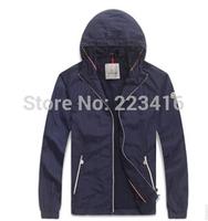 2014 new autumn men windbreaker outdoor jacket winter casual coat men sportswear