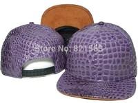NEW Fashion PU Leather Hip Hop Caps Leather Baseball CapsTriangle mark PU snapback cap Sreet Cool Caps hot sell free shipping