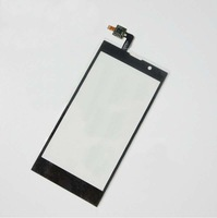 For INEW V3 Black Outter Touch Screen Panel Digitizer Glass Lens Repair Parts Replacement Free Shipping With Tracking Number
