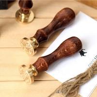 Free ship 1lot=3pcs/korean stationery kawaii Retro romantic Fancy Wishes seal greeting DIY stamp school supplies wholesale