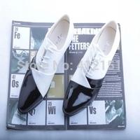 2014 New Men dress shoes fashion noble flat shoes men genuine leather shoes oxford business shoes men 4 colors