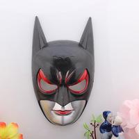 10pcs/Lot Plastic  Batmen Full Mask Halloween Props Masquerade Party  Costume Play Dance  Mask