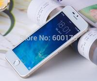 I6 5 Inch Cell Phone 6 Quad core MTK6582 RAM 512MB ROM 8GB 1.3GHz GPS 3G WCDMA 13MP 964*540 Single Micro Sim Smart Phone