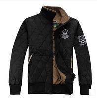 2014 new men winter down jacket outdoors winter jacket men polo down jacket