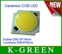 hot sales ceramics cob led light source for led spotlight DIY lighting 7W9W12W16W18W20W free shipping