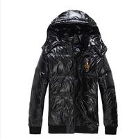 2014 NEW men fashion winter down jacket outdoor windproof down coat
