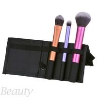 Promotion 3pcs Makeup Brushes Professional Cosmetics Kit Make Up Brush Set The Best Quality Eye Shadow Makeup Tools B16 SV008209