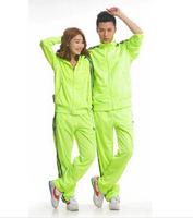 2014 New brand Unisex Firebird Track Suit Unisex Suits SportsWear women/men long-sleeve tracksuit sport suit lesure jacket+pants