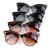 Hot Sale 2014Top Fashion New Sunglasses Sexy Retro Style Cat Eye Sunglasses Retail/Wholesale SV005062 3F