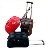 Specials Swiss Army Knife 20-inch, 24-inch high-end large capacity luggage trolley luggage bag trolley bag men women
