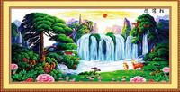 DP306 diy diamond painting square drill whole diamond cross stitch painting rhinestone pasted painting