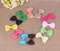 Free Shipping 100pcs/lot baby ribbon flower  WITH clip Girl pin wheel children hair accessories