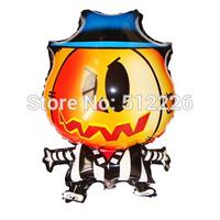 Halloween Warlock Balloon, Halloween Decorate Mylar Balloon, 50pcs/lot, Halloween Party Supplies